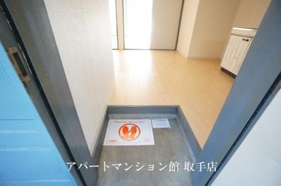 【玄関】スカイコーポ第1