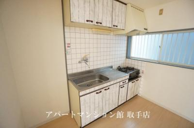 【キッチン】スカイコーポ第1