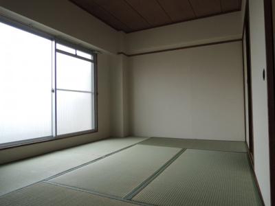 【和室】平野サニーハイツ