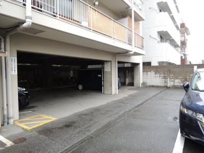 【駐車場】平野サニーハイツ