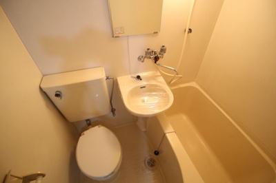 【浴室】パームスハイツ