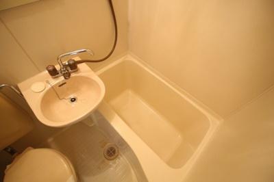 【浴室】リバティー板宿