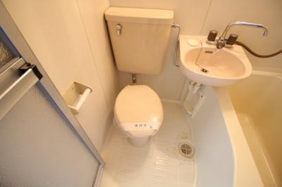 【トイレ】リバティー板宿