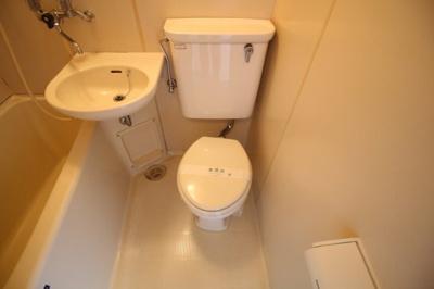 【トイレ】エレガンス板宿