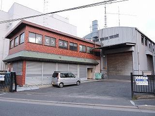 【外観】東大阪市角田 倉庫