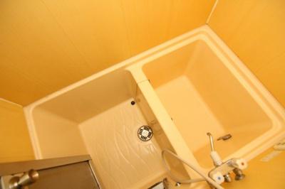 【浴室】ニチモ日吉第一コーポラス