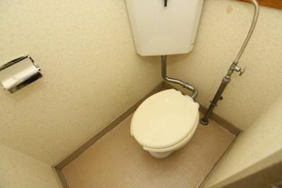 【トイレ】ニチモ日吉第一コーポラス