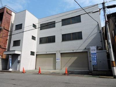 【外観】東成区玉津 倉庫・事務所