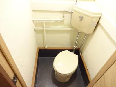 【トイレ】恵我之荘6丁目貸家
