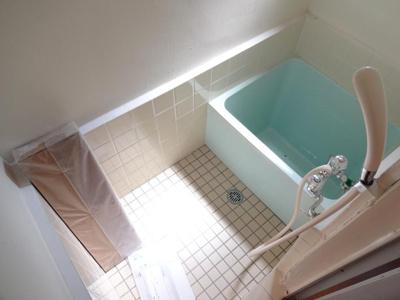 【浴室】恵我之荘6丁目貸家