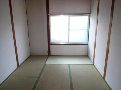 【寝室】恵我之荘6丁目貸家