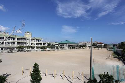 南風原小中学校