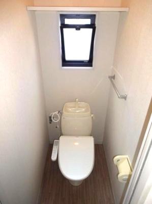 【トイレ】サンハイツミナミ