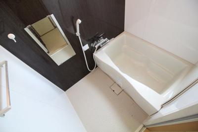 【浴室】ホワイトシャトー板宿