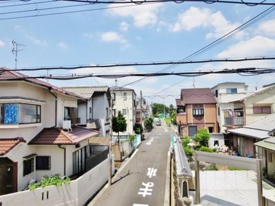 【展望】田中ハイツ
