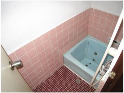 【浴室】コーポ東の宮 株式会社Roots