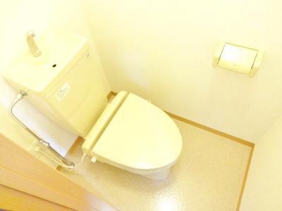 【トイレ】ハイツセントエルモ