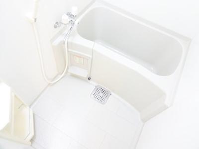 【浴室】ハイツセントエルモ