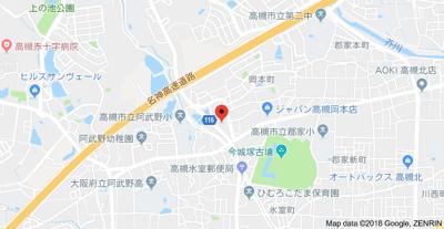 【地図】旭ビル (株)Roots