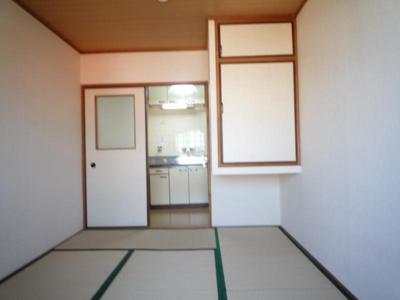 【寝室】シード平野