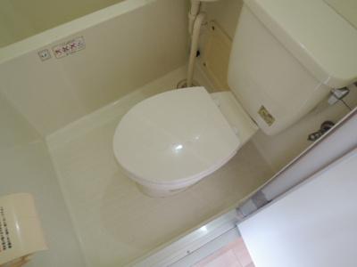 【トイレ】シード平野