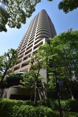 【外観】西早稲田パークタワー