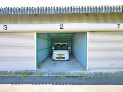【外観】前栽町倉庫(大井ガレージ)