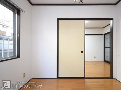 コーポ末広 ※同タイプの室内写真です