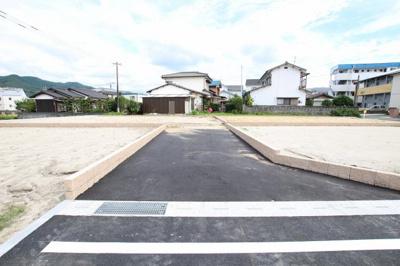 【前面道路含む現地写真】ニューガーデン国分