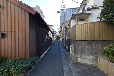【周辺】フレール早稲田