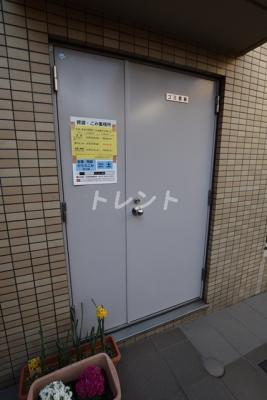 【その他共用部分】フレール早稲田
