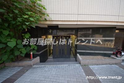 【エントランス】ドルチェ文京千駄木