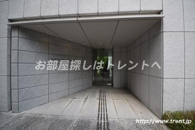 【エントランス】平河町レジデンス