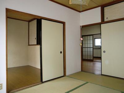 【和室】木村コーポ 北棟