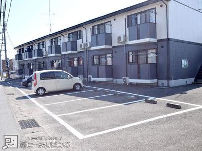 【駐車場】ジュネス吉岡
