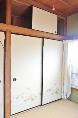 【収納】土気戸建貸家 3DK