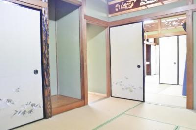 【和室】土気戸建貸家 3DK