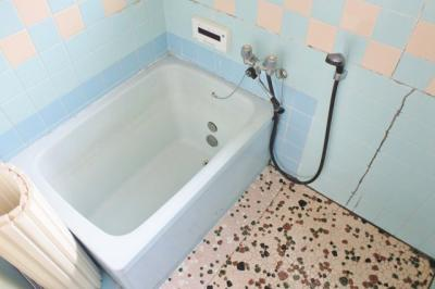 【浴室】土気戸建貸家 3DK