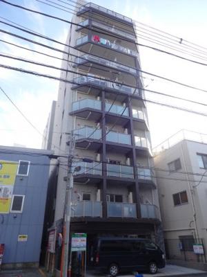 【外観】フェルクルールプレスト上野根岸