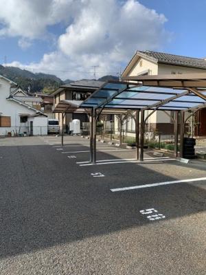 【駐車場】グリーンコート松ノ馬場