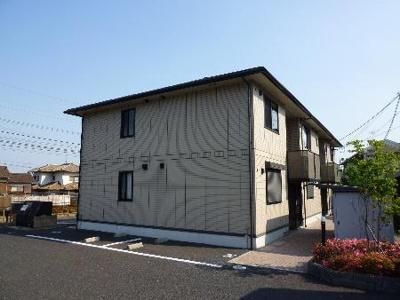 【外観】グリーンコート松ノ馬場