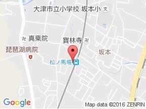【地図】グリーンコート松ノ馬場