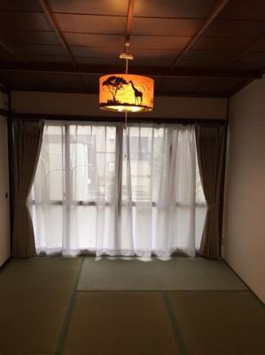【庭】東鳴尾テラスハウス
