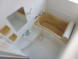 【浴室】東鳴尾テラスハウス