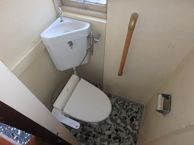 【トイレ】東鳴尾テラスハウス