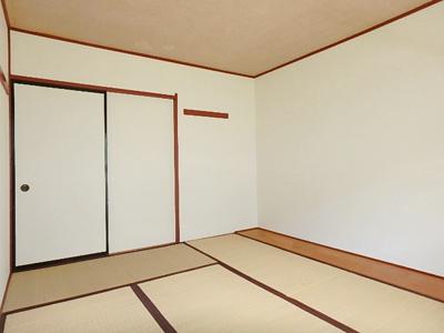 【寝室】サニーハイツA