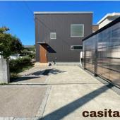 大仙市大曲若葉町 平成24年新築の戸建住宅 カーポートありの画像