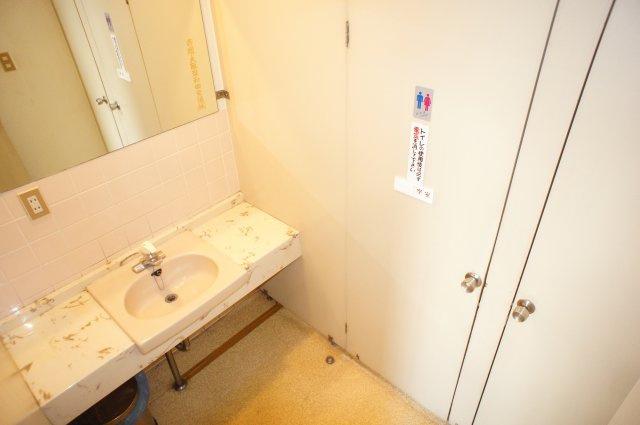 手洗い洗面所です。