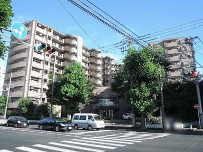 東急東横線「綱島」駅より徒歩18分!