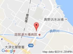 【地図】コンフォートM